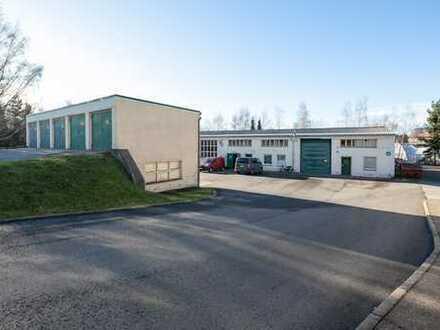 Büro-, Lager-, Werkstatt- & Produktionsflächen von 20 - 1.000 m² zu vermieten
