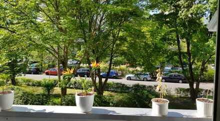 3,5-Zimmer-Whg in Mannheim-Vogelstang nahe am See + Garage