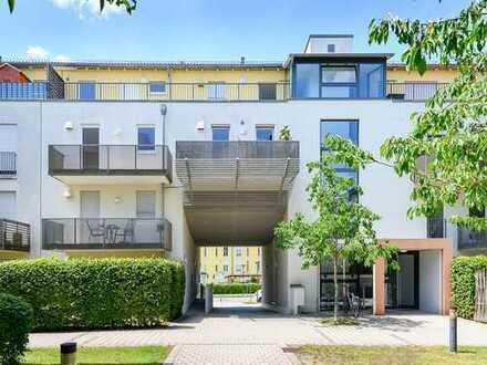 DAWONIA - ruhig gelegene 3-Zimmer-Wohnung zur Kapitalanlage mit Garten