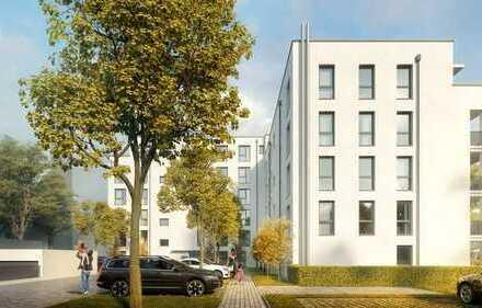 Helle 4-Zimmer-NEUBAU-Wohnung mit Loggia in Neumarkt