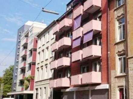 Lukratives Anlageobjekt im Herzen von Karlsruhe: Sehr gut vermietetes Wohnhaus
