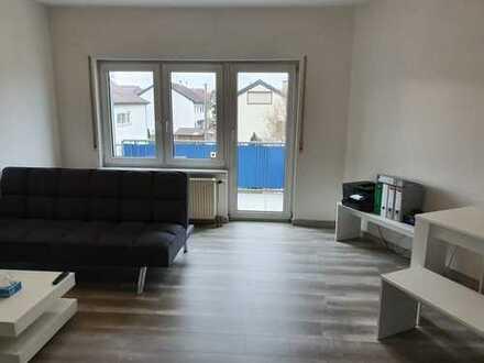 2 Zimmer Wohnung in Wiernsheim möbliert mit Balkon und Tiefgarage