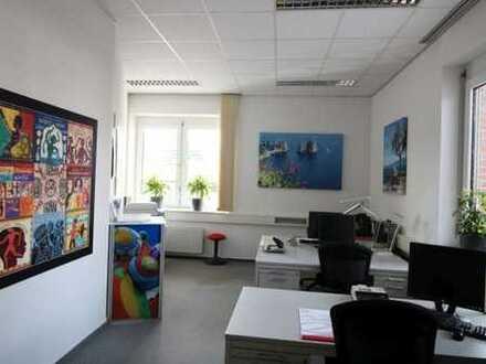 H-Lahe: ca. 344 m² Büro/Ausstellung EG in Liegenschaft nur 2 Min. zu BAB+ÖPNV!!