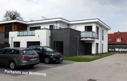 Erstbezug: attraktive, rollstuhlgerechte 3-Zimmer-Seniorenwohnung mit Terrasse in Metjendorf