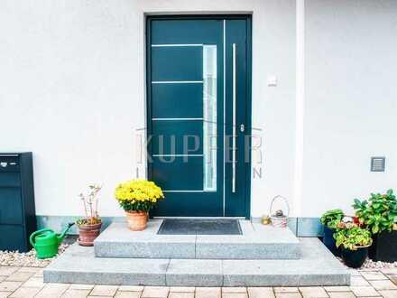 Moderne Single-Wohnung mit Terrasse und Gartenanteil!