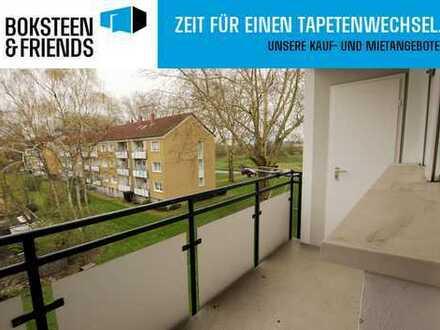 Handwerker aufgepasst !! Gemütliche Wohnung mit Balkon!
