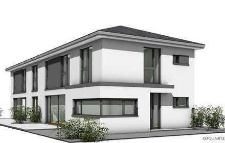 Doppelhaushälfte (projektiert) in zentraler Lage
