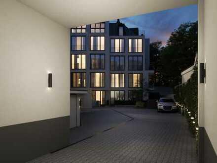 Frankfurter Nordend - Neubau Penthouse Maisonette