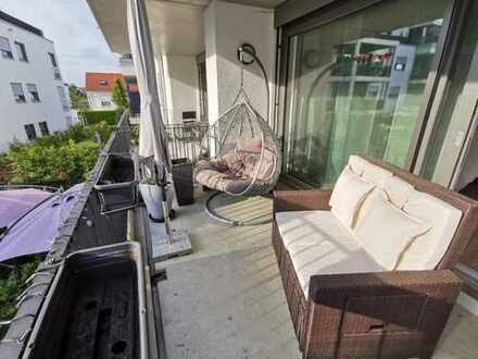 exkl. 3-Zi-Wohnung für Anspruchsvolle mit großem sonnigen Balkon! Am Rügener Park ruhig residieren!