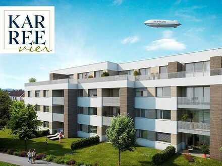 Karree vier - Letzte verfügbare 4-Zimmer-Neubauwohnung