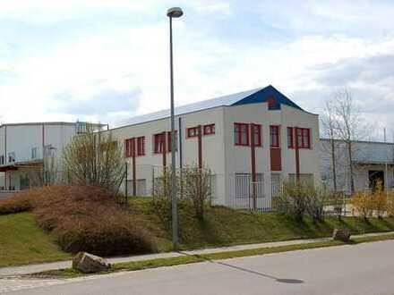 Bestlage Kesselsdorf - 100-252 qm Gewerbe/Hallenfläche sowie 36 qm moderne Bürofläche zu vermieten