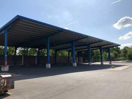 Vielseitig nutzbare Hallen- / Gewerbeflächen in verkehrsgünstiger Lage zu vermieten