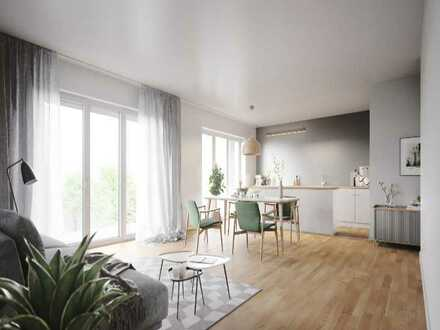 Finden Sie hier Ihr Familienglück | 5-Zimmer-Wohnung mit Terrasse und en Suite-Bad