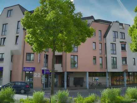 Provisionsfreie, vermietete 2 Zimmer ETW mit Loggia in zentraler Lage als Kapitalanlage