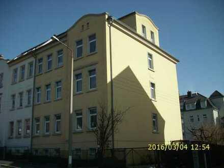 Vermiete in Zittau ruhige, hochwassersichere Zweiraumwohnung