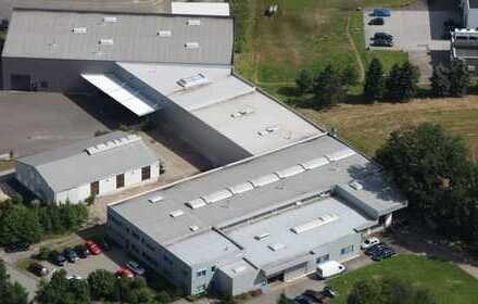 Ca. 3.600m² Produktions- und Lagerfläche in Kirchhundem-Würdinghausen