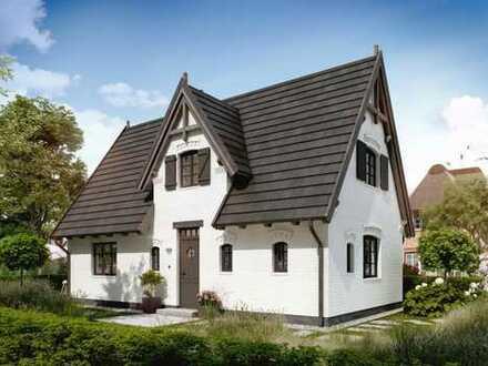 Exklusives Einfamilienhaus im maritimen Stil