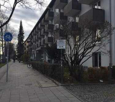 Vermietetes Appartment (Nr. 5) Nähe U-Bahn.