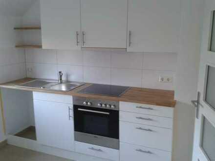 Sanierte 3,5-Zimmer-DG-Wohnung mit Balkon in Aichtal