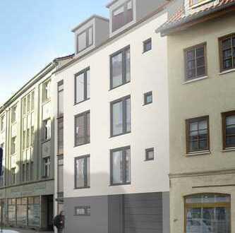 Neubau - mehr als Standard - hochwertige, altersgerechte Eigentumswohnung in Eisenach