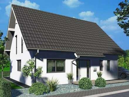 Klassisches Einfamilienhaus als Effizienzhaus 55 (KfW 55) auf schönem Grundstück in Velbert