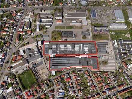 Vermietung: Lagerhallen in Ingolstadt