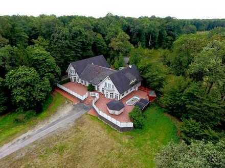 FKK Saunaclub mit Übernachtungsmöglichkeiten und großem 9.200 m² Grundstück