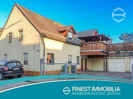 RESERVIERT: Einfach genial: Haus mit Dachterrasse in ruhiger Stadtlage!