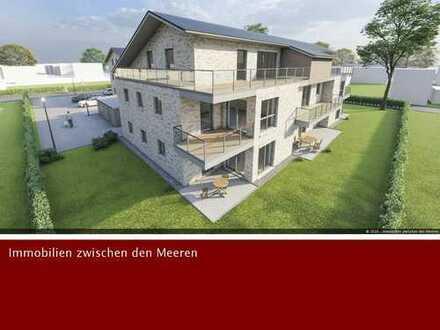 Büsumer Deichhausen: hochwertige Penthouse-Eigentumswohnung in sehr attraktiver Lage