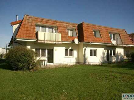 Drei-Zimmer-Wohnung mit Balkon im Grünen