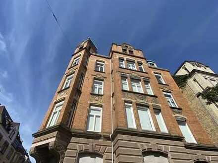 Beim Kurpark: Wunderschöne 5 Zimmer-Jugendstil-Wohnung (ca. 148 qm).)