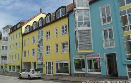 4-Raum-Maisonette-Wohnung mit Loggia