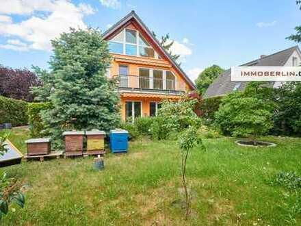 IMMOBERLIN: Schönes Einfamilienhaus mit großem Südwestgarten