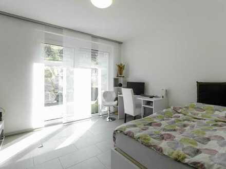 Perfekt für Pendler oder Studenten - detailverliebt eingerichtetes Single-Appartement