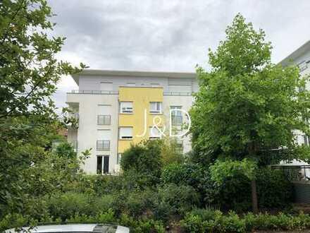 Klasse-Lage in Freiburg, vermietete 2-Zimmer-Wohnung