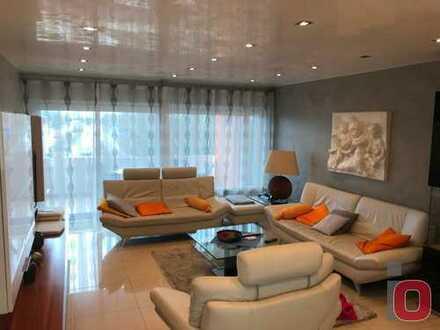 RESERVIERT ! Sie werden freudig erwartet - Top ausgestattete 4-ZKB Wohnung mit 2 Balkonen