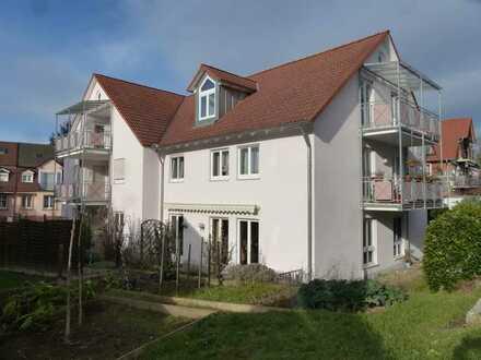 Einmalige Stadtwohnung mit 2 Balkonen auf 140 m²!