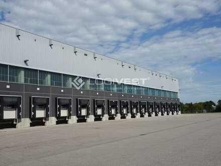 Produktions-/ Logistik-und Lagerhalle an der A 6