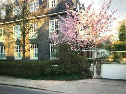 Gepflegte 3-Zimmer-Erdgeschosswohnung mit Terrasse in Groß Flottbek, Hamburg