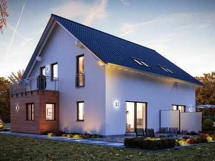 EIN Haus - ZWEI Familien - ZWEI Garagen - VIEL Freiraum - TOP Lage