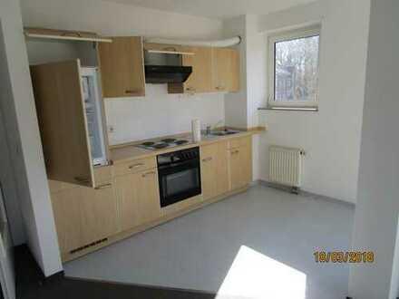 Gepflegte 2-Zimmer-Wohnung mit Balkon und Einbauküche in Ganderkesee
