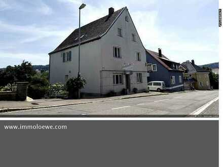 *GASTRONOMIE & WOHNEN* Wohn- & Geschätshaus mit vollausgestatteter Gastro-Einheit in Ottenbach