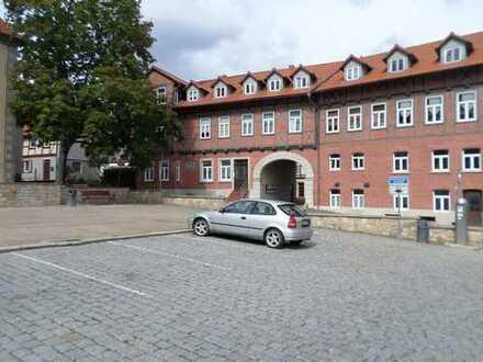 Gepflegte 3,5-Zimmer-DG-Wohnung mit Balkon in Blankenburg