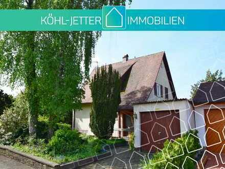 Eine Rarität mit sonnigem Grundstück in ruhiger, zentrumsnaher Wohnlage von Bisingen!