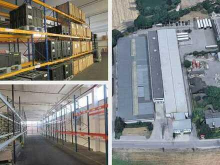 Lagerhalle in Bergkirchen   3000m²   bei Bedarf teilbar   provisionsfrei