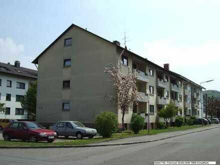 3-Zimmer-Wohnung in Schopfheim (Vermietung nur mit Wohnberechtigungsschein)