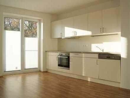 Beverbäker Wiesen - gemütliche 3 Zimmer mit großem Balkon und Einbauküche