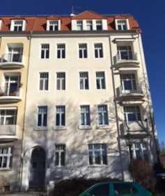 Zweiraum-Dachgeschosswohnung in Striesen