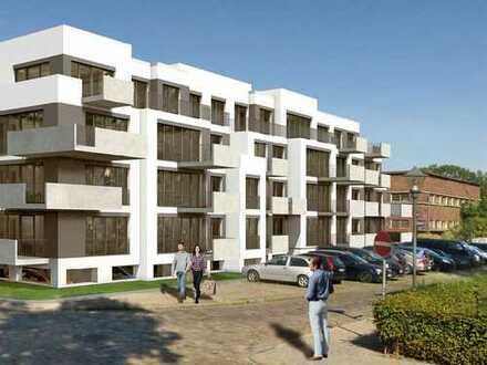 5-Raum-Wohnung auf 2 Etagen mit 2 Balkonen in bester Innenstadt-Lage am historischen Stadtbad