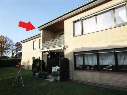 Neuer Preis! Bezugsfreie 2 ZKB Wohnung mit Loggia inkl. Garage in zentrumsnaher Lage !